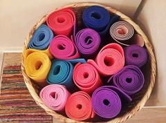 hot yoga bogota, mat, evolation yoga colombia