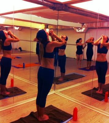 Hot Yoga Catalina Caceres